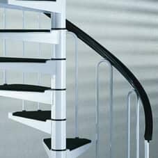 Scale A Chiocciola Moderne Per Interni Ed Esterni Fontanot Shop