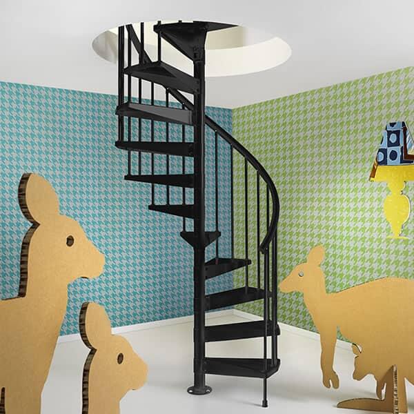 Escaleras De Caracol Online Al Mejor Precio Fontanotshop