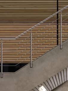 Ringhiere Moderne In Acciaio Per Scale E Balaustre Fontanot Shop