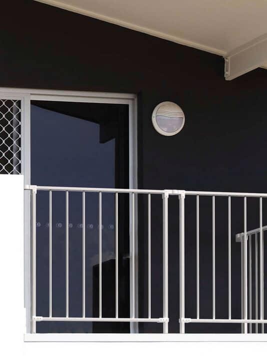 Ringhiera per balconi e soppalchi Steel 10