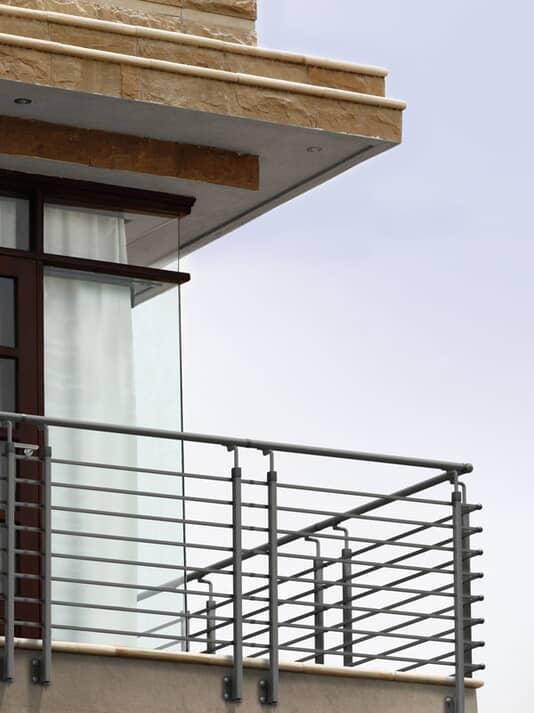 Steel 30 do schodów i balkonów