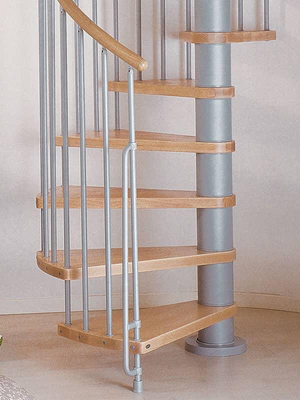Phoenix: Interior Luxury Spiral Staircase