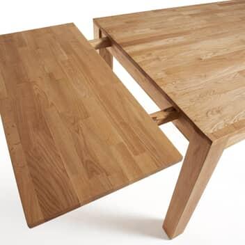Tavolo allungabile 120x75 massello di Rovere