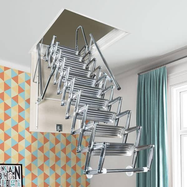 Escaleras Para Espacios Reducidos Fontanotshop