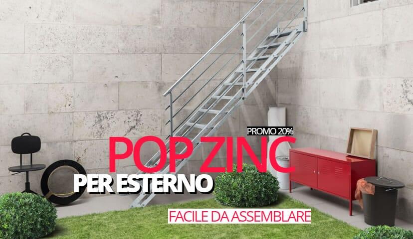 Fontanot Shop Vendita Scale A Giorno Moderne Per Interni Ed Esterni